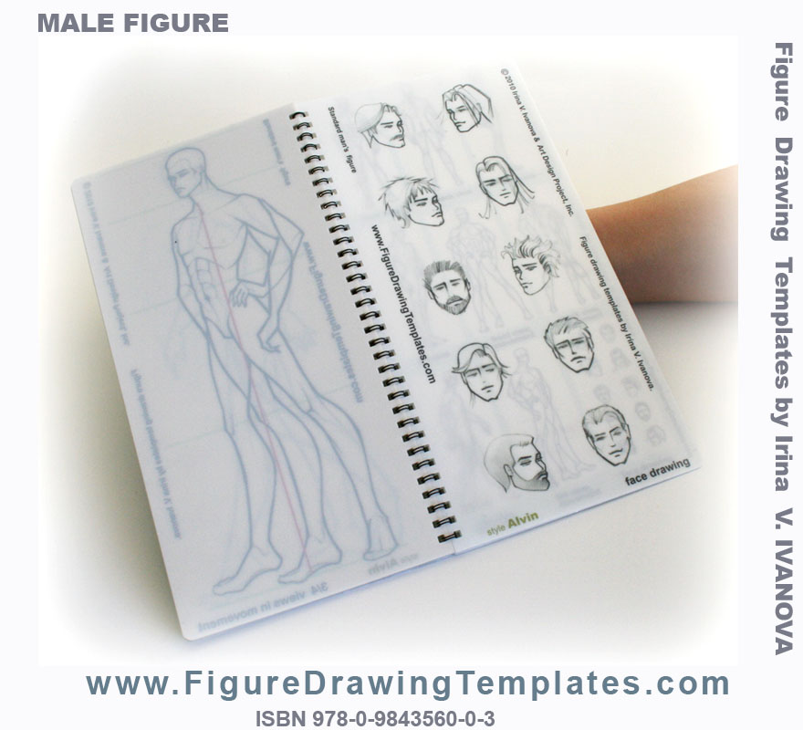 drawing men s figure hair styles and faces